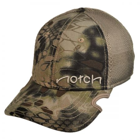 Notch Classic A-Flex Printed Baseball Cap