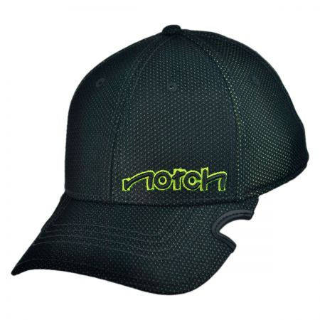Notch Classic Adjustable Neon Baseball Cap