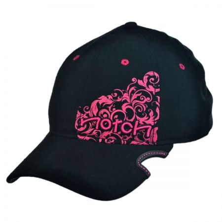 Notch Classic Adjustable Floral Baseball Cap