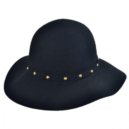 San Diego Hat Company Gold Stud Floppy Hat