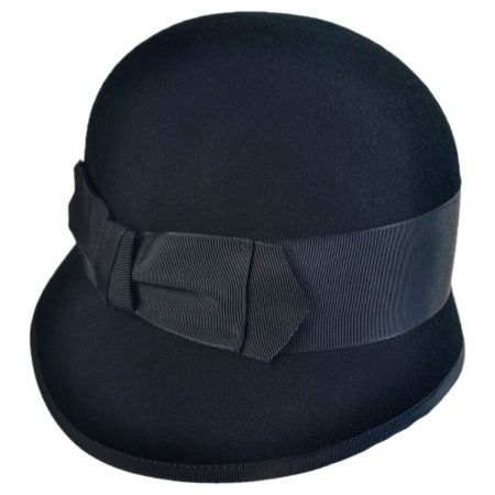 San Diego Hat Company Ribbon Cloche Hat