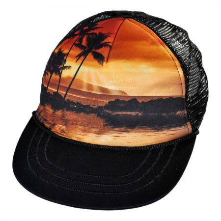 San Diego Hat Company North Shore Child's Trucker Hat