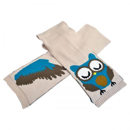 San Diego Hat Company Owl Scarf