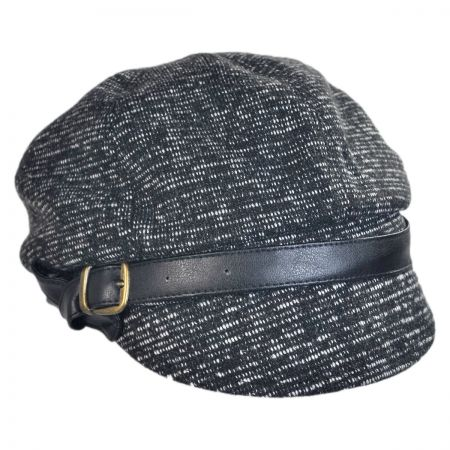 San Diego Hat Company Knot Band Newsy Cap