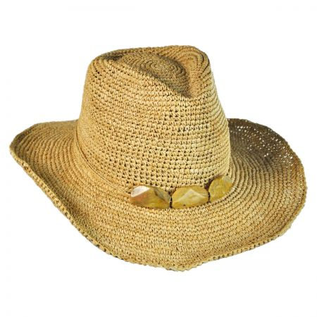 Physician Endorsed Trini Western Hat