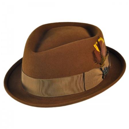 L.A. Fur Felt Fedora Hat