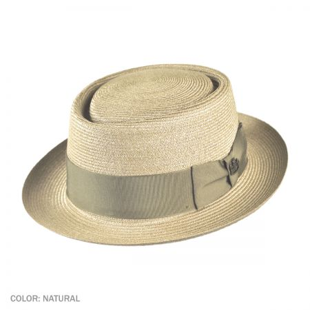 Biltmore Memphis Pork Pie Hat