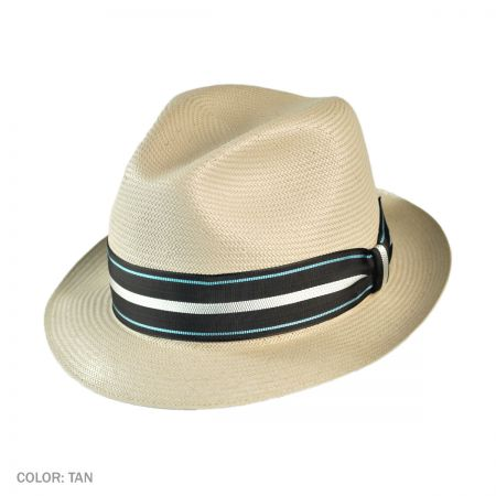 Biltmore Sleek Fedora Hat