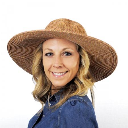 sur la tete Sorbet Toyo Straw Sun Hat