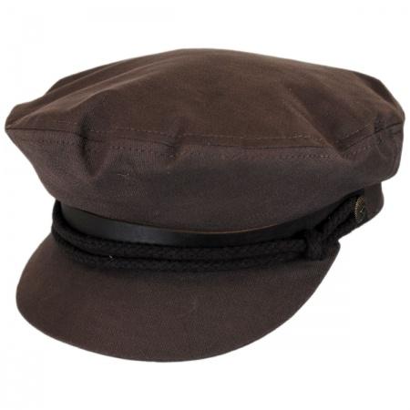 Brixton Hats Corduroy Fiddler Cap