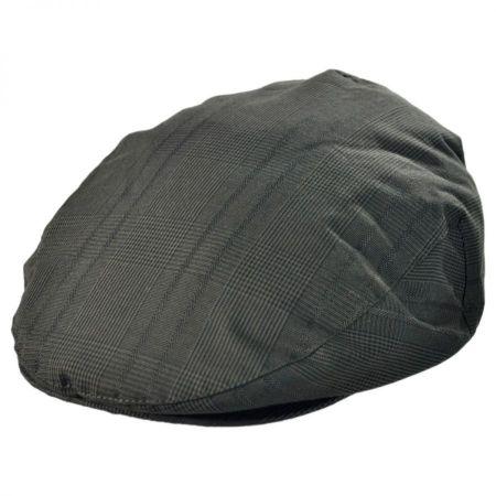Brixton Hats Hooligan Plaid Ivy Cap