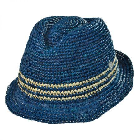 Christys' Crown Series Adelaide Fedora Hat