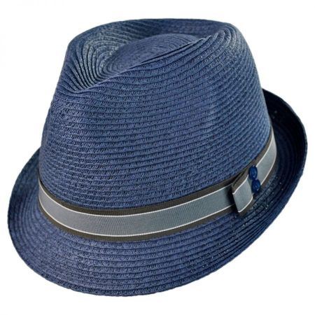 Christys' Crown Series Midtown Fedora Hat