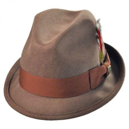 Gain Wool Felt Fedora Hat alternate view 16