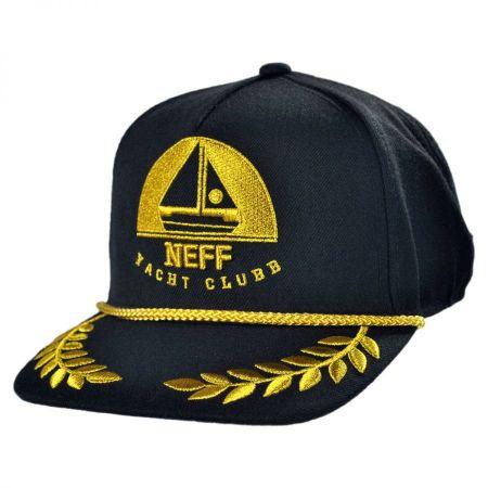 Neff Yachter Snapback Baseball Cap