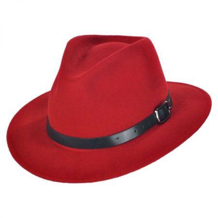 Deidre Outback Fedora Hat