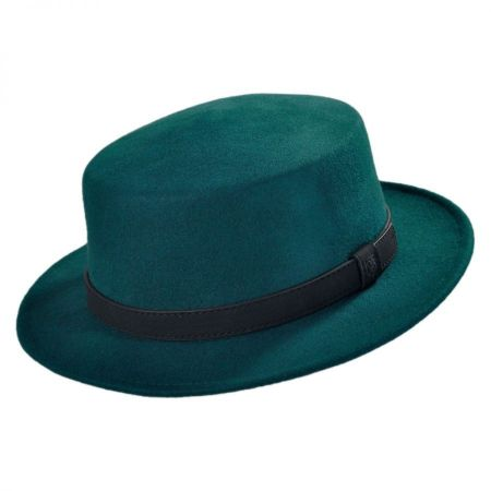 Brixton Hats Avenue Pork Pie Hat