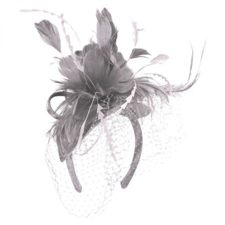 Bernadette Fascinator