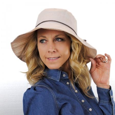 sur la tete Soleil Cotton Sun Hat