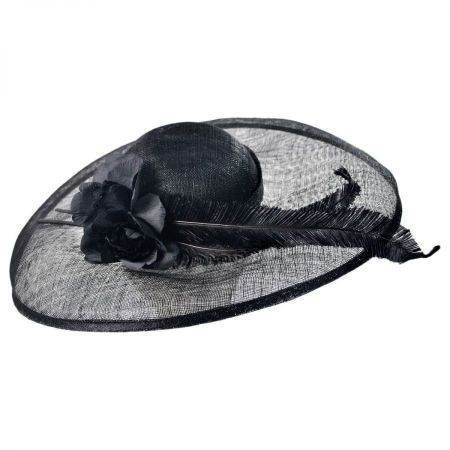 Jeanne Simmons Belle Fascinator