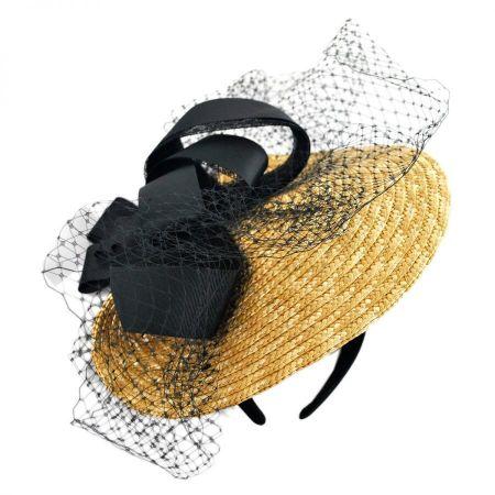Jeanne Simmons Fascinator at Village Hat Shop d174f133507