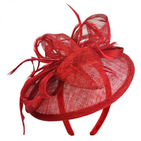 Jeanne Simmons Jane Fascinator
