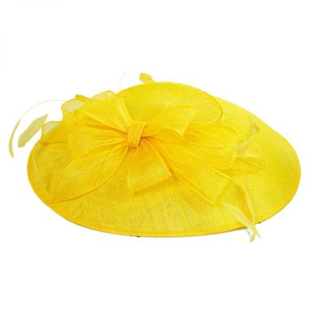 Sunshine Fascinator Hat