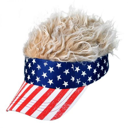 Flair Hair USA Visor