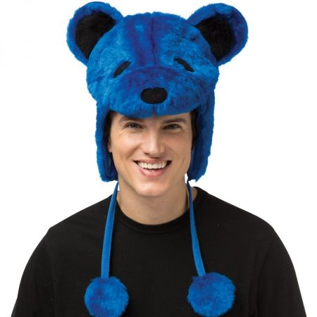 Greatful Dead Bear Hat