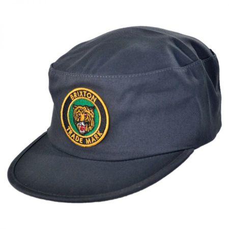 Brixton Hats Brixton Hats - Hogan Snapback Baseball Cap