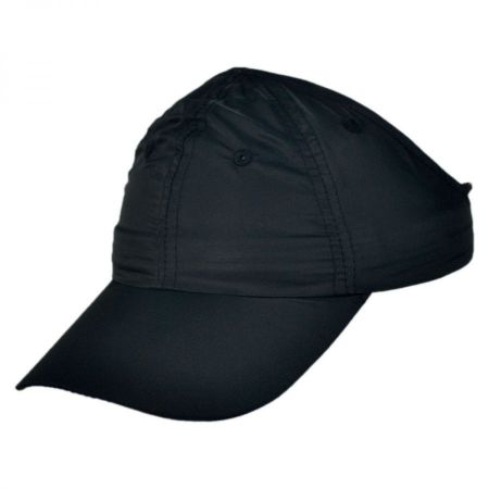 Genie Open Back Ponytail Baseball Cap