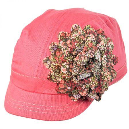 Jeanne Simmons Cap-Flower