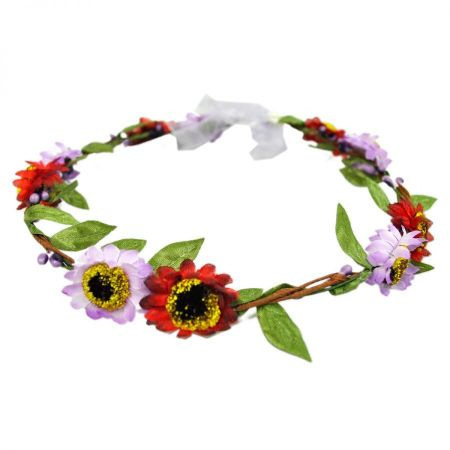 Jeanne Simmons Floral Headband