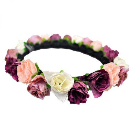 Jeanne Simmons Roses Headband