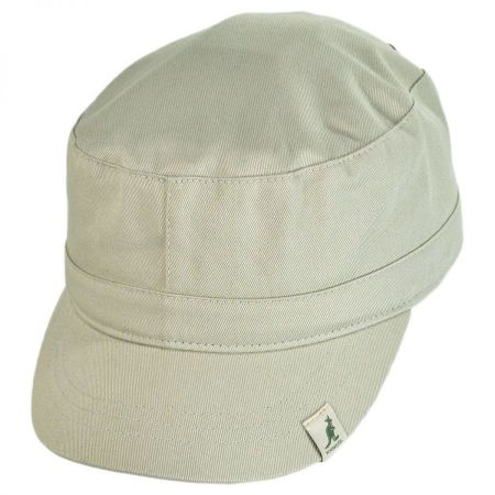 Cotton Adjustable Army Cap alternate view 8