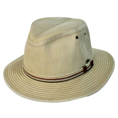 Mayser Hats Cotton Safari Hat