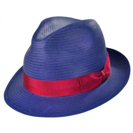 Borsalino Spiaggia Fedora Hat