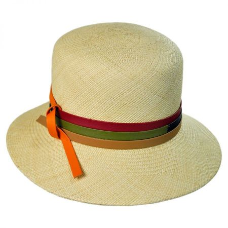 Mayser Hats Panama Cloche Hat