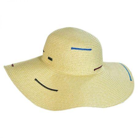 Kangol Interrupted Stripe Diva hat