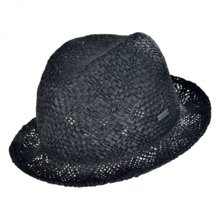 Kangol Tribal Toyo Straw Player Fedora Hat