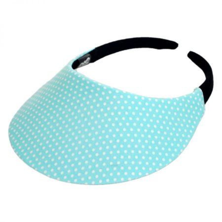 No Headache Visor-Dots