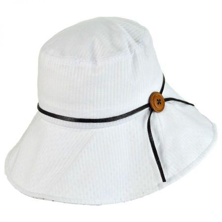 B2B sur la tete Soleil Cotton Sun Hat