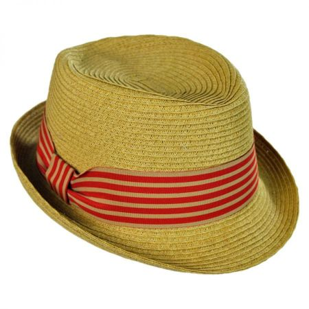 Jeanne Simmons Dapper Fedora Hat