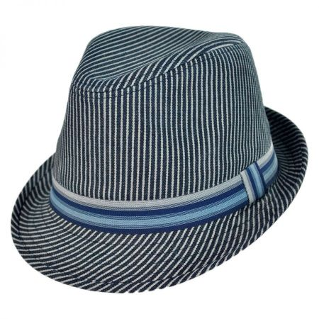 Jeanne Simmons Conductor Fedora Hat
