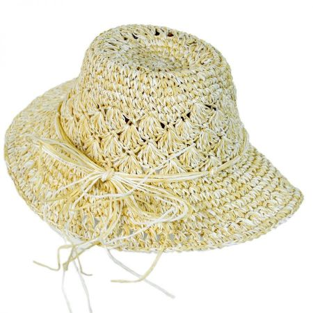 Jeanne Simmons Heathered Sun Hat