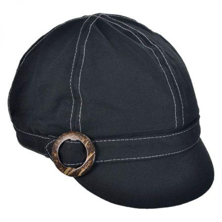 Linen Muffy Cap
