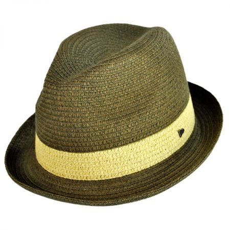 EK Collection by New Era Harper Fedora  Hat