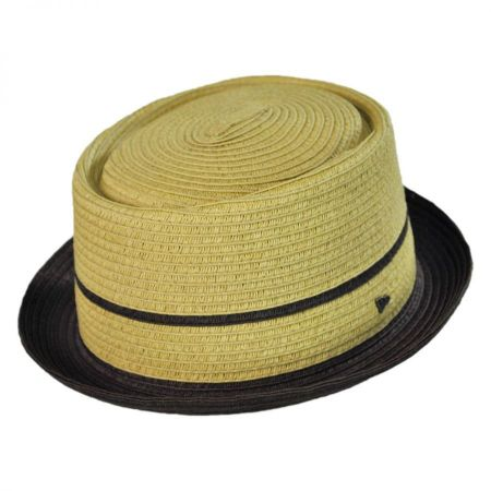 EK Collection by New Era Charley Pork Pie Hat