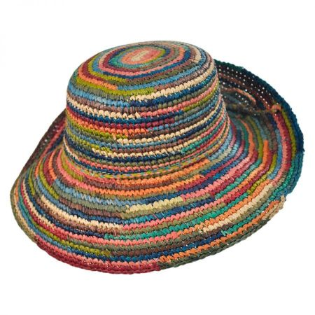 San Diego Hat Company La Playa Sun Hat