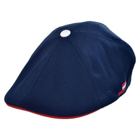 Kangol USA Nations Flexfit 504 Ivy Cap